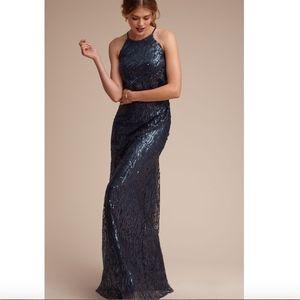 NWOT BHLDN Donna Morgan Alana Dress size 14